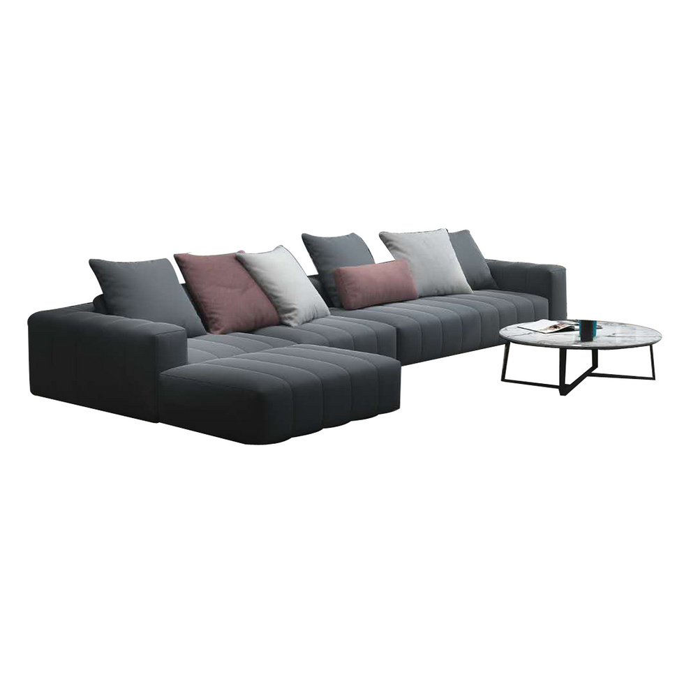 sectional leather sofa sets