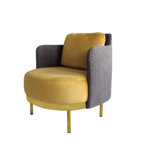 Fashion Fabric Single Sofa