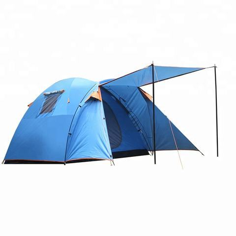 Durable 4 Person Tent Outdoor Camping Family Tent