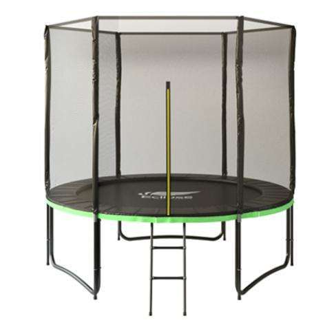 High Quality Outdoor Fitness Trampoline with Outer Safety Net Big Trampoline 6FT 8FT 10FT 12FT 14FT