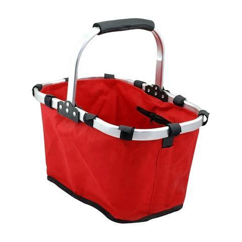 100% Polyester 600D Oxford Fabric Wicker Picnic Basket Set Bag Picnic Basket
