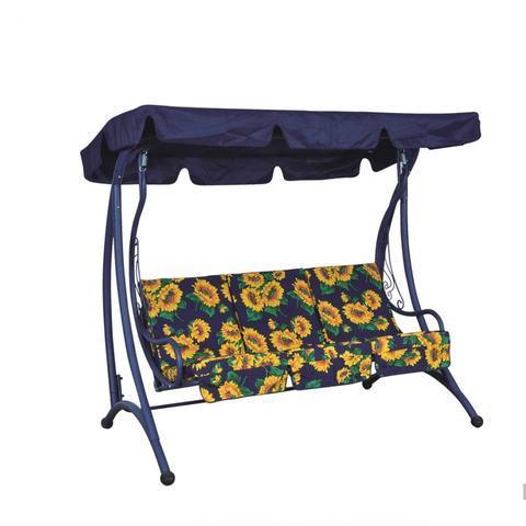 Swinging Canopy Hammock Outdoor Patio Swing Chair