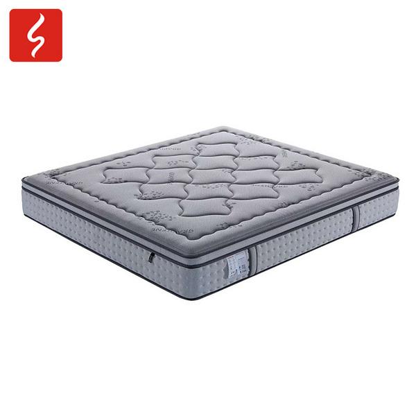 Good Rebound Foam Mattress featuring in pocket spring mattress mattress