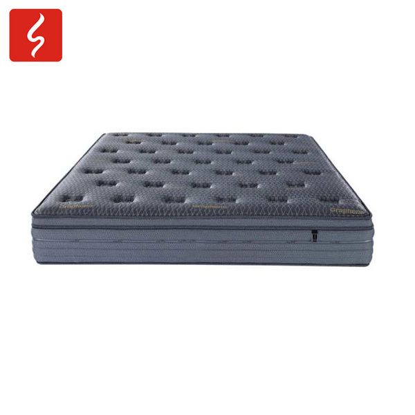OEM King Queen Double Single Size Bedroom Bonnell Spring Matress Mattress For Beds