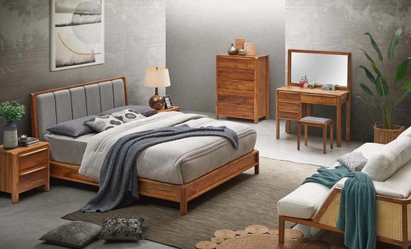 A0529 Modern Bedroom Set