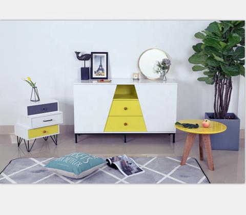 Economic Type Storage Cabinet Simple Multi-functional Dining Room Sideboard