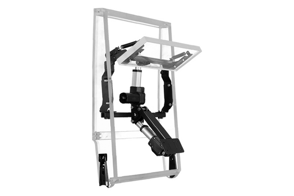 Centering one type: 1571 (separate headrest) &Centering one type: 1574 (headrest + lumbar support)